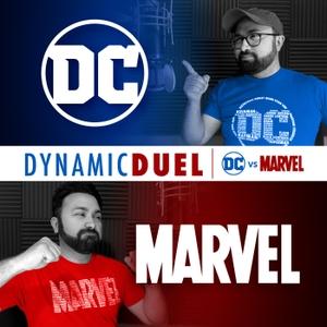 Dynamic Duel: DC vs Marvel by Johnny DC & Marvelous Joe