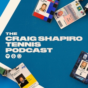 The Craig Shapiro Tennis Podcast by Craig Shapiro