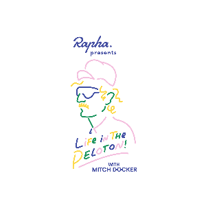 Life in the Peloton by Mitch Docker