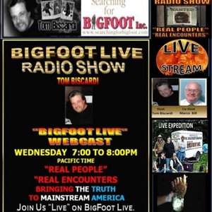 BIGFOOT LIVE RADIO 2016 ARCHIVES by MarcoBill