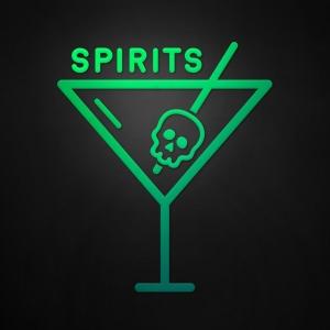 Spirits by Amanda McLoughlin and Julia Schifini