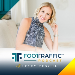 Foot Traffic Podcast by Stacy Tuschl