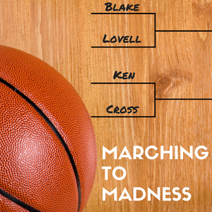 Marching to Madness by Blake Lovell