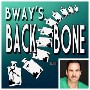 Broadway's Backbone by Brad Bradley