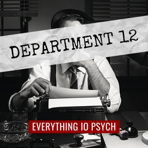 Department 12: An I-O Psychology Podcast by Ben Butina, PhD