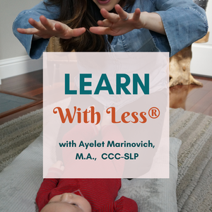 Learn With Less by Learn With Less - Ayelet Marinovich