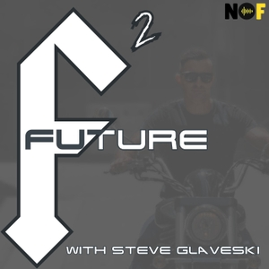Future Squared with Steve Glaveski - Helping You Navigate a Brave New World by Steve Glaveski
