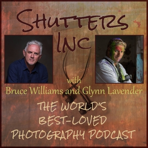 Shutters Inc by Bruce Williams