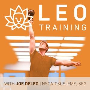 LEO Training: Strength & Conditioning | Endurance | Health | Performance | Injury Prevention | Joe DeLeo by Joe DeLeo, NSCA-CSCS, FMS, SFG