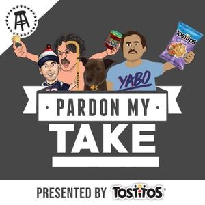 Pardon My Take by Barstool Sports