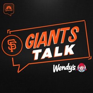 The Giants Insider Podcast by Alex Pavlovic, NBC Sports Bay Area