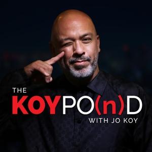 The Koy Pond with Jo Koy by Starburns Audio