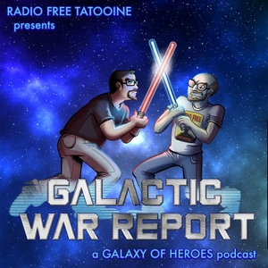Galactic War Report by Radio Free Tatooine