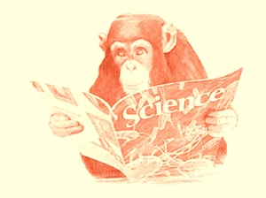 Science Monkey by Science Monkey
