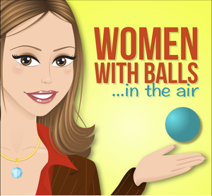 Women With Balls...In the Air with Casey DeStefano by Entrepreneur Casey DeStefano inspires working mothers to live their dream by sharing business stories about high profile celebrities to today's most successful matriarchs.