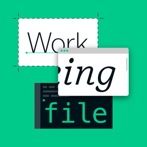 Working File by Matt McInerney and Andy Mangold