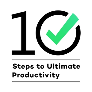 10 Steps to Ultimate Productivity Course by Michael Sliwinski