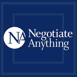 Negotiate Anything by Kwame Christian Esq., M.A.
