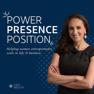Power + Presence + Position by Eleanor Beaton