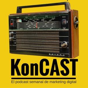 KonCAST: Marketing Digital | Pymes | Startups | Emprendedores by Gabriel Andino: Online Marketing internacional, Emprendedor