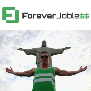 ForeverJobless Podcast w/ Billy Murphy   Serial Entrepreneur and Blogger by Billy Murphy