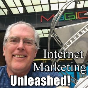 Internet Marketing Unleashed Where SEO, PPC, Sales Copy, Traffic Generation, Blogging, and Podcasting Succeed by Scott Paton reads Seth Godin, John Lee Dumas, Malcolm Gladwell, Joel Comm & Tony Robbins