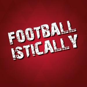 Footballistically Arsenal by Boyd Hilton, Josh Landy and sometimes Dermot O'Leary and Dan Baldwin