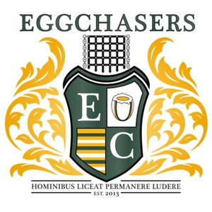 The EggChasers Rugby Podcast by Tim Cocker, JB, Phil