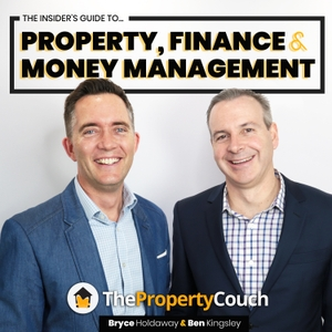 The Property Couch by Bryce Holdaway & Ben Kingsley