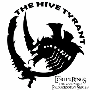The Hive Tyrant by Mitch Desgrosellier