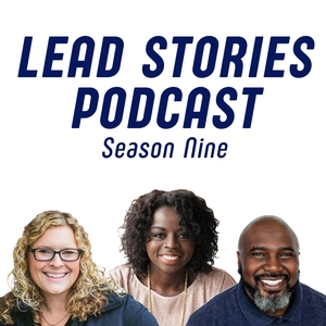 Lead Stories Podcast by Jo Saxton and Pastor Steph Williams O'Brien