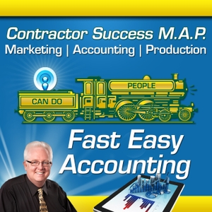 Contractor Success Map with Randal DeHart | Contractor Bookkeeping And Accounting Services by Randal DeHart | Construction Accountant |PMP | QPA