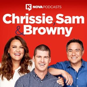 Chrissie, Sam and Browny by Nova Podcasts