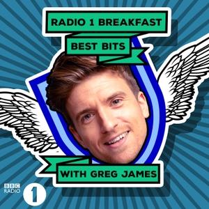 Radio 1 Breakfast Best Bits with Greg James by BBC Radio 1