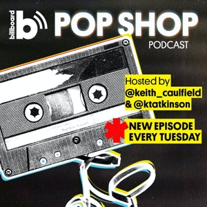 Pop Shop Podcast by Billboard