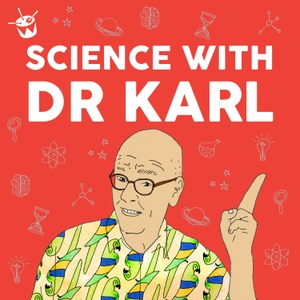 Dr Karl Podcast by triple j