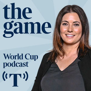 The Game World Cup Podcast by The Times