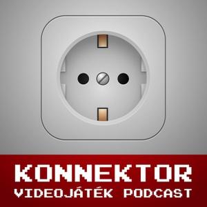 konnektor, a magyar videójáték podcast by konnektor.org