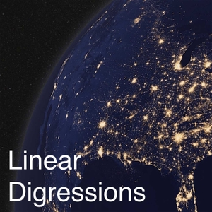Linear Digressions by Ben Jaffe and Katie Malone