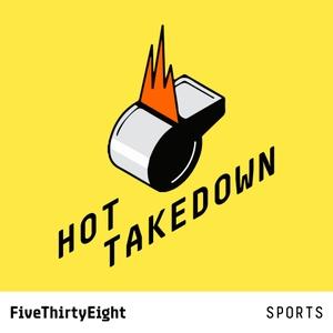 Hot Takedown by FiveThirtyEight, 538, Neil Paine, Geoff Foster, Sara Ziegler