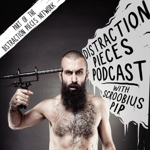 Distraction Pieces Podcast with Scroobius Pip by Scroobius Pip