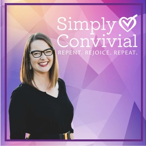 Simply Convivial: Organization & Mindset for Home & Homeschool by Mystie Winckler