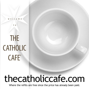 The Catholic Cafe by Deacon Jeff Drzycimski
