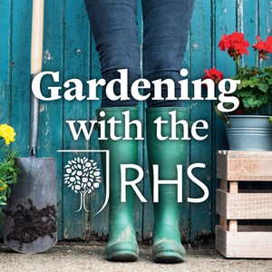 Gardening with the RHS by Royal Horticultural Society