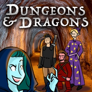 Dungeons & Dragons by SourceFedNERD