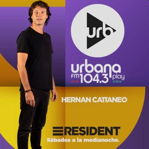 Resident by Hernan Cattaneo by Hernan Cattaneo