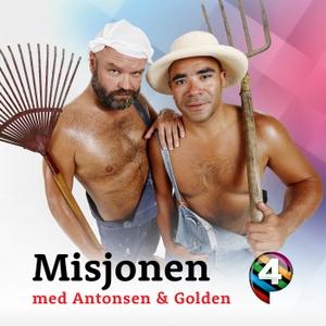 Misjonen med Antonsen og Golden by P4-gruppen
