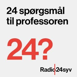 24 Spørgsmål til Professoren by Radio24syv