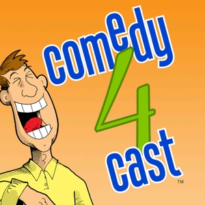 comedy4cast comedy podcast by Clinton Alvord
