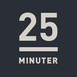 25 minuter by Mikael Syding och Ludvig Sunström